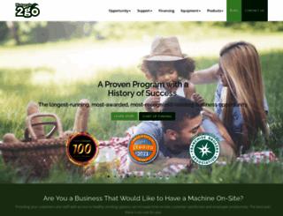 naturals2go.com screenshot