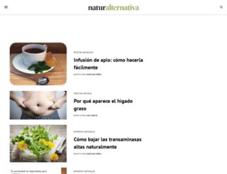 naturalternativa.net screenshot