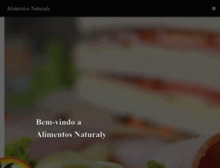 naturaly.com.br screenshot