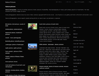 nature-pictures.org screenshot