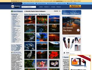 nature.desktopnexus.com screenshot