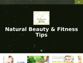 natureadda.com screenshot