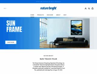 naturebright.com screenshot