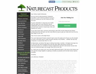 naturecastproducts.com screenshot