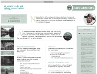 naturenet.net screenshot