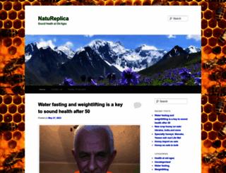 natureplica.com screenshot