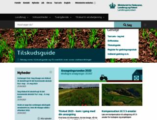 naturerhverv.dk screenshot