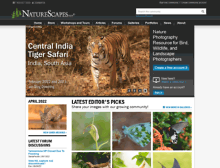 naturescapes.net screenshot