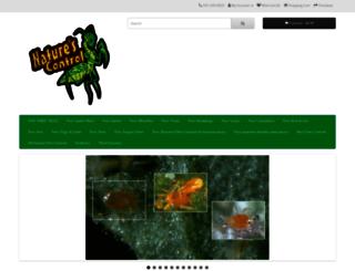 naturescontrol.com screenshot