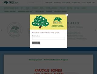 naturesfarmacy.com screenshot