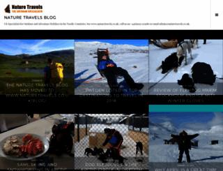 naturetravels.wordpress.com screenshot