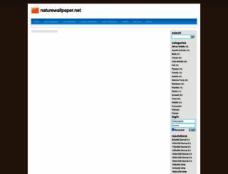 naturewallpaper.net screenshot