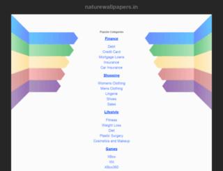 naturewallpapers.in screenshot