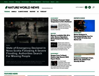 natureworldnews.com screenshot