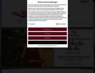 naturheilpraxis-fornoff.de screenshot