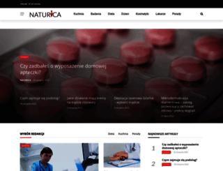 naturica.pl screenshot