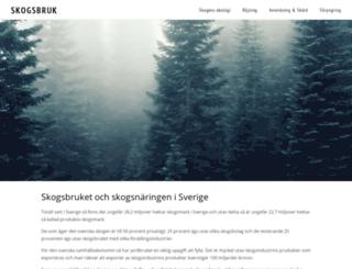 naturskogsbruk.se screenshot