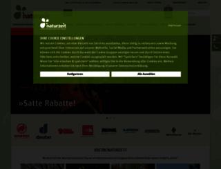 naturzeit.com screenshot