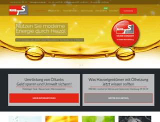 nau-gmbh.de screenshot