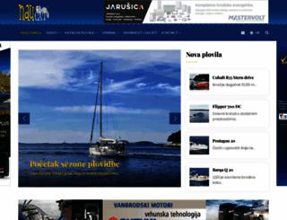 naucat.com screenshot