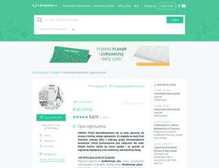 naukaipraca.eu screenshot