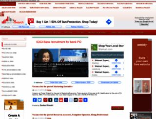 naukrisearch.com screenshot