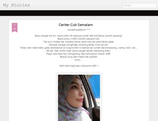naurahmakwa.blogspot.com screenshot