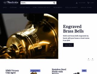 nauticalia.com screenshot