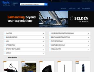 nauticexpo.it screenshot