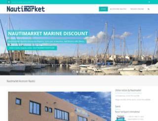 nautimarket.com screenshot