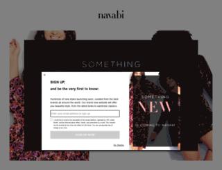 navabi.co.uk screenshot