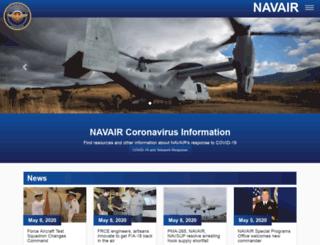 navair.navy.mil screenshot