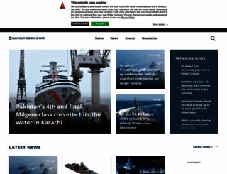navaltoday.com screenshot