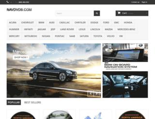 navdvds.com screenshot