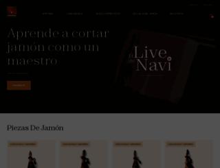 navidul.es screenshot