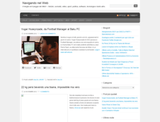 navigandonelweb.wordpress.com screenshot