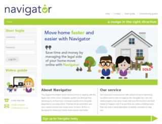 navigator-conveyancing.co.uk screenshot