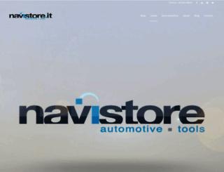 navistore.it screenshot