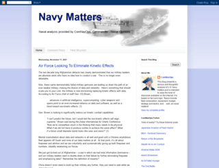 navy-matters.blogspot.cz screenshot