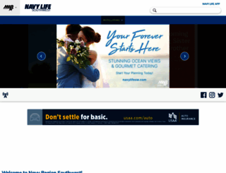 navylifesw.com screenshot