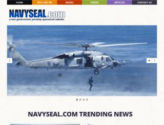 navyseal.com screenshot