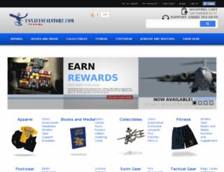 navysealsstore.com screenshot