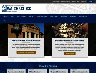 nawcc.org screenshot
