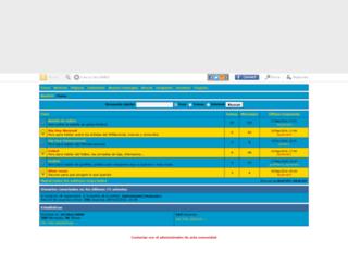 nax969.mforos.com screenshot