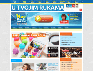 naxi.rs screenshot