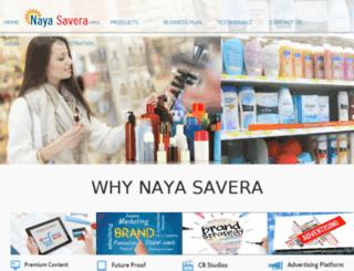 nayasavera.biz screenshot