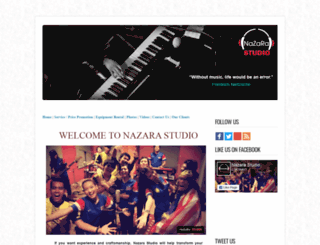 nazarastudio.blogspot.com screenshot