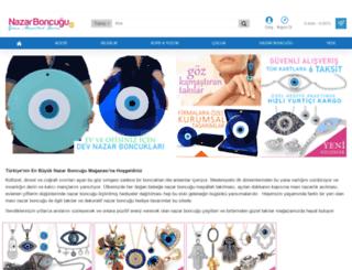 nazarboncugu.com screenshot