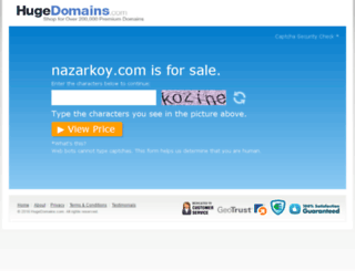 nazarkoy.com screenshot