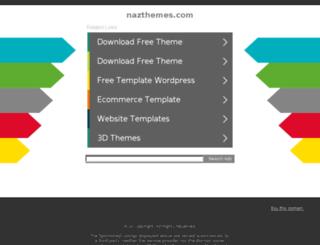 nazthemes.com screenshot